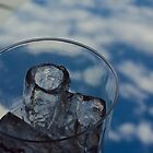 Ice over the Tasman by Brendan Henry