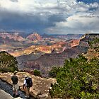 TOURING THE CANYON by MIGHTY TEMPLE IMAGES