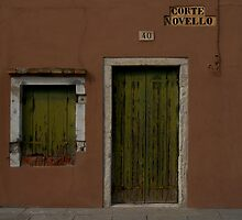 CORTE NOVELLO by June Ferrol