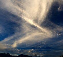Santa Rita Cloud Play by David F Putnam
