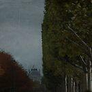 PARISIAN SKY by Gilad