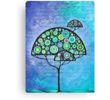 Beautiful nonentity, could you please exist? Canvas Print