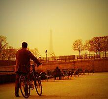 Jardin des Tuileries by Andy Duffus