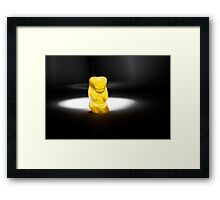 """Gummy Bear Photography - """"I Could Never Be That Good! or could I?"""" Framed Print"""