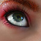 pink eye by Sophie Matthews