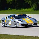 Ferrari Challenge 2009 by Chuck Zacharias