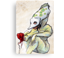 Carnival Hat Canvas Print