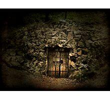 Labyrinth Trap Photographic Print