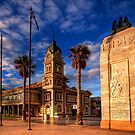 Glenelg Townhall - HDR by Dale Allman