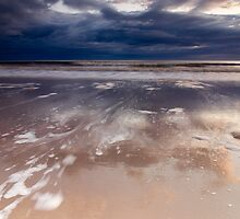Deep Beach by Blackgull