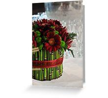 Decoration Greeting Card