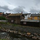 Old Mining Town by HELUA