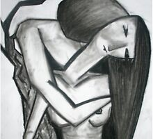 Wrap me around you - Collaboration with Shoaib by Naomi  O'Connor