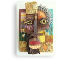 african man Canvas Print