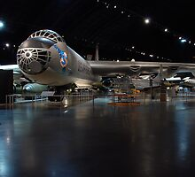 Convair B-36J Peacemaker by John Schneider
