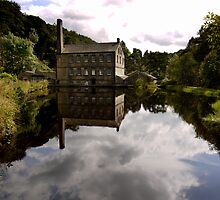 Gibson Mill by mikebov