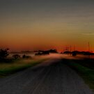 Mist on the Prairies by Larry Trupp