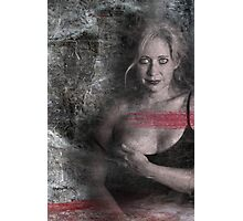 Passion and Desperation Photographic Print