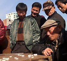 Changgi Game - Busan, South Korea by Alex Zuccarelli