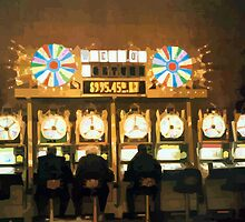 Slot Players by urbanphotos