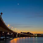 Tauranga Harbour Bridge by Paul Mercer