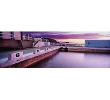 Newcastle Ocean Baths, NSW Photographic Print