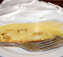 Napolian Cafe Banana Cream Pie by Michelle BarlondSmith