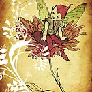 tiny pixie by Narelle Craven