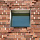 Window at the University of Arizona by DAdeSimone