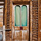 An old entryway by deahna