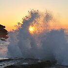 SUNRISE WITH WAVE by niki78