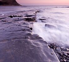 Kimmeridge Ledge by Claire Hutton