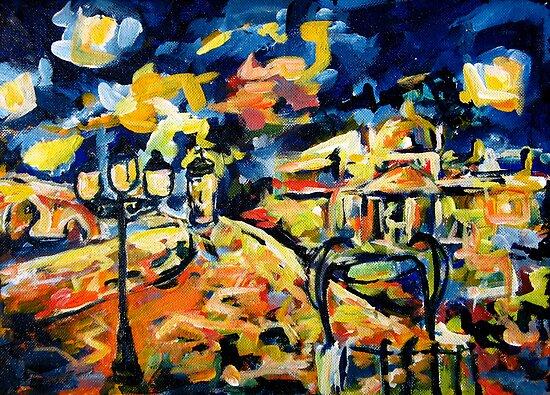 Dreaming of Paris by Nick Swann
