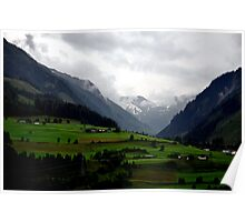 Austrian Tyrol Poster