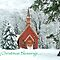 """Christmas Church"" by Donn Hoyer"