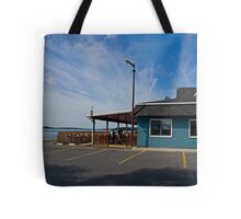 The Blue Anchor Bar and Grill Tote Bag