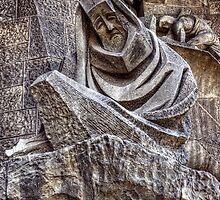 Apostle Peter by Roddy Atkinson