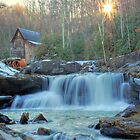 West Virginia Waterfalls by Jason Vickers