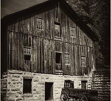 McConnell's Mill by LocustFurnace