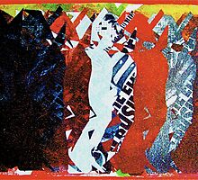 Seven Samurai by bhutch7
