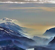 From 2000 meters  by Antonio Zarli