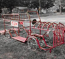 the Fire Engine of old by AntonLee