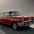 1957 Chevrolet Bel Air by TeeMack