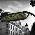 Metropolitain by Caroline Fournier