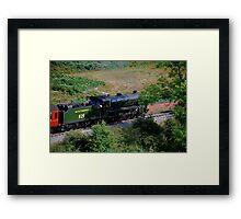 The North York Moors Railway Framed Print