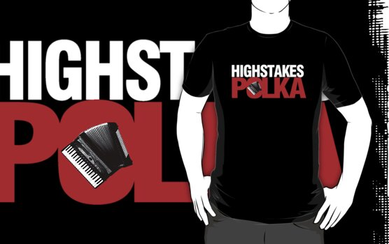 High Stakes Polka by diculousdesigns