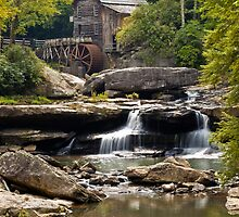 Grist Mill No. 1 by Harry H Hicklin