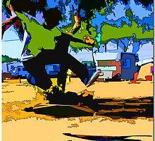 Skater Boy by Chet  King
