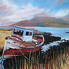 Mooring at The Ross of Mull by scottnaismith