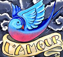 L'amour by ElLoboLoco
